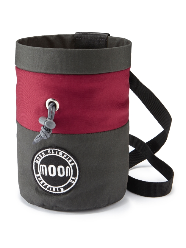 S7 Retro Chalk Bag Grey-Maroon